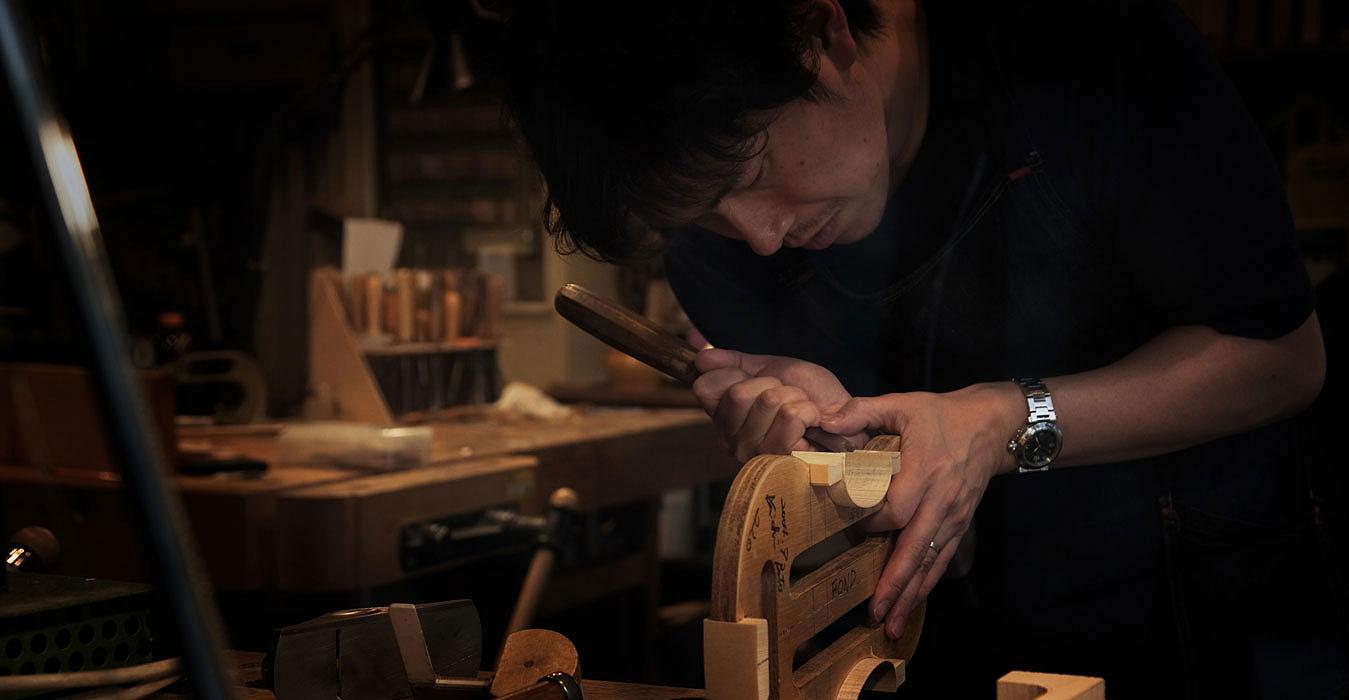 大阪でバイオリンをお探しなら【Liuteria-BATO】 | Kenichi Bato 馬戸 建一