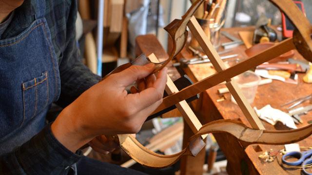 大阪でバイオリンの制作を依頼するなら【Liuteria-BATO】 | Repair・Adjustment 修理・調整・毛替えなどのメンテナンス