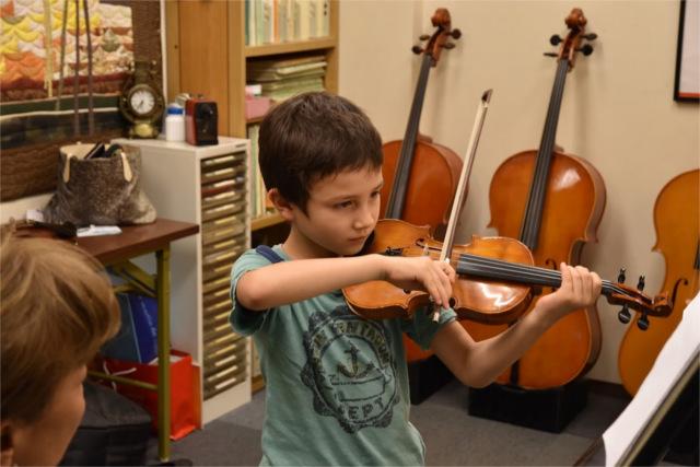 バイオリン教室を大阪でお探しなら【Liuteria-BATO】へ~マンツーマンのレッスン~