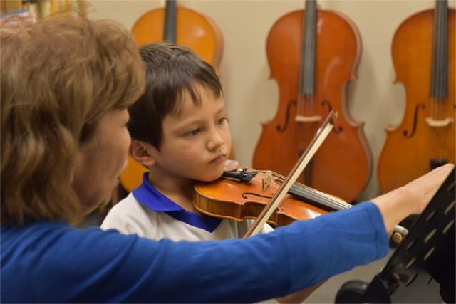 子供から大人まで対応するバイオリン教室を大阪でお探しなら【Liuteria-BATO】へ~おすすめのレッスンを提案~
