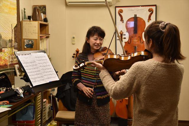 大阪でバイオリンの個人レッスンを受けるなら【Liuteria-BATO】へ