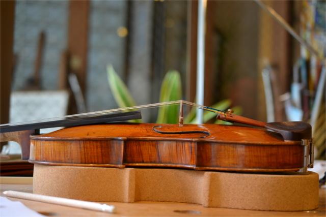 オールドバイオリンの魅力