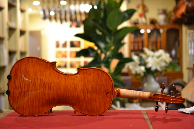 バイオリンをオーダーメイドするなら【Liuteria-BATO】