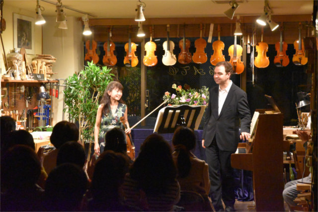 大阪のバイオリン教室をお探しなら発表会も行う【Liuteria-BATO】へ~演奏を楽しみたい方やコンクールを目指したい方も~